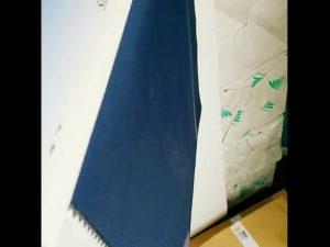 100% полиэфирная флисовая воздухопроницаемая ПВХ-покрытая водостойкая ткань Pongee для наружной куртки