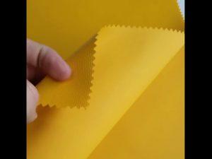 100% полиэфирный материал оксфорд ПВХ ламинирование рюкзак ткани