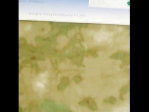 1000D нейлоновая оксфорд водонепроницаемая камуфляжная ткань с PU покрытием