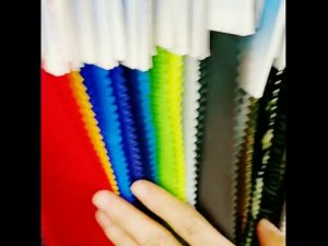 160D водонепроницаемый 10000 мм нейлон taslan ламинированные трикотажные ткани подкладки