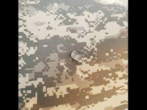 500D нейлон оксфорд прочный устойчивый военный тактический жилет ткани