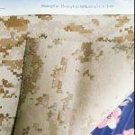 930D водонепроницаемая камуфляжная полиуретановая полиуретановая нейлоновая оксфордская ткань