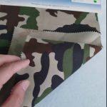 Камуфляжная ткань из полиэфирной ткани 80/20 для военной формы