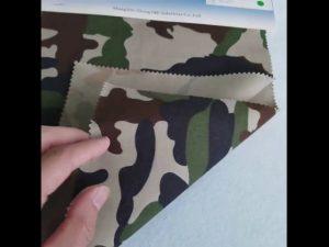 Камуфляжная ткань 8020 из полиэфирной ткани для военной формы