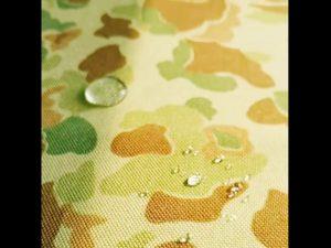 Китай фабрика 1000 денье кордура печатной нейлоновой ткани с водоотталкивающим