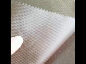 Китай поставщик 1680D полиэфирная полиуретановая оболочка из оксфордской ткани для рюкзака