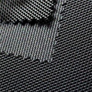 1680D twill жаккардовая полиэфирная оксфордская ткань с текстилем из ПУ с покрытием для сумок