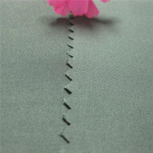 горячая ткань pongee сбывания 100% полиэфирная пряжа окрашенная ткань pongee 190t