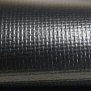 590gsm 0.44mm 1000D * 1000D 20 * 20 Глянцевый любой цветной полиэфирной полиэфирной ткани Ткань для брезента для обложки, крышки грузовика, маркировки