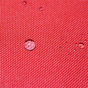 PU / PVC / PA / ULY Полированный полиэстер Оксфорд Водонепроницаемый материал для защиты от ударов для рюкзаков и спортивных сумм