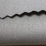 350gsm хлопок огнестойкий атласной ткани спецодежда материал EN11612 FR Ткань для комбинезона
