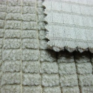 Полиэфирная ткань из флиса / прочная сверхтяжелая дышащая ткань для дорожных костюмов