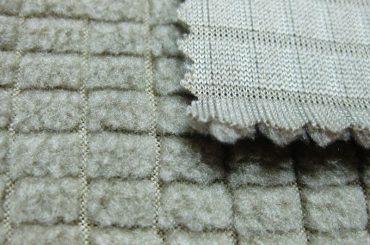 Полиэфирная флисовая ткань