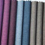 оптовая полиэфирная двухцветная оксфордская ткань для материала мешка