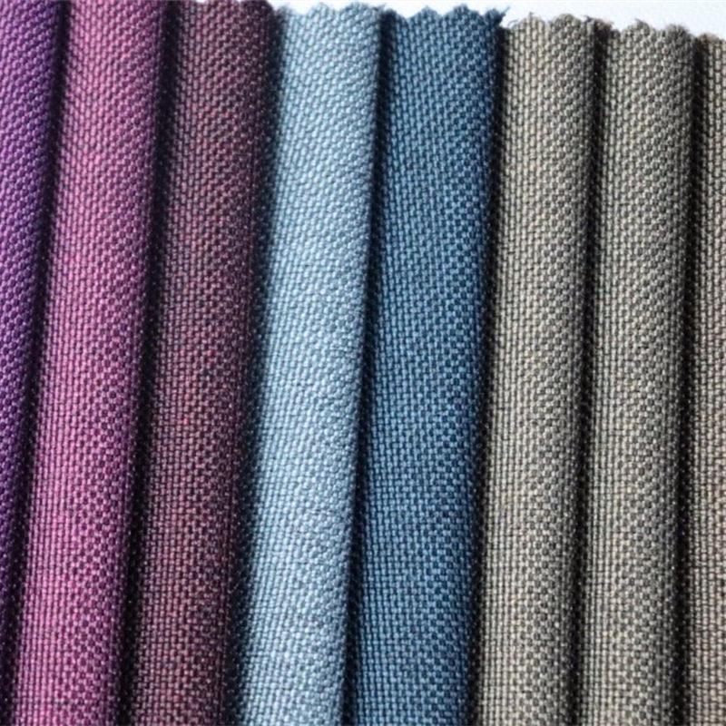 Оптово-полиэстер-два тона цвета-оксфорд-ткань