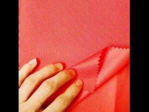 фарфоровый рынок оптовой продажи 100% полиэстер оксфорд pu ткань для рюкзака палатки