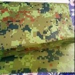 Китай производитель оптовая продажа камуфляж тиснением непромокаемая геотекстильная ткань для наружной ткани