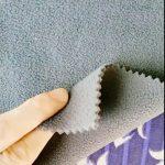фарфор оптовой 100% полиэфирной сухой флисовой ткани для внутреннего использования