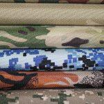 военная ткань